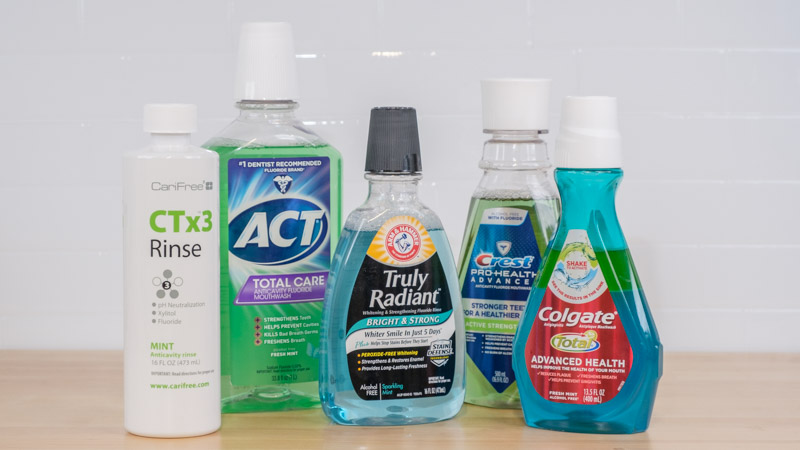 Mouthwash Pros and Cons